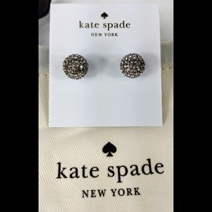 NWT Kate Spade Razzle Dazzle Stud Earrings